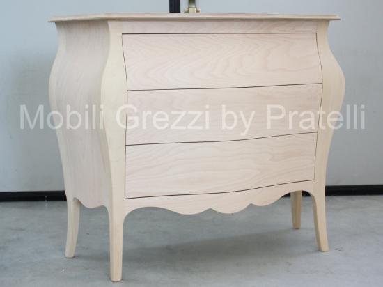 Mobili grezzi da colorare sedie offerta sedie divani sedia arredamento sedie - Mobili grezzi da decorare ...