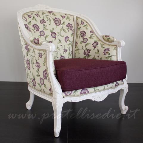 Poltrona barocco verona sedie offerta for Sedie barocche