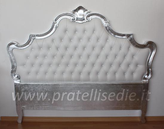 Testate letto barocco sedie offerta - Testate letto con cuscini ...