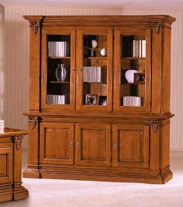 Art za 410 a vetrina cristalliere mobili for Librerie acquisto on line