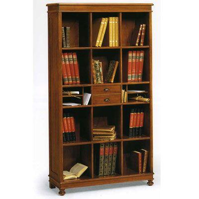 Art te 190 librerie mobili sedie for Acquisto libreria