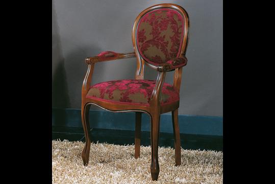 Ovale capotavola classico sedie sedie for Sedia a dondolo ovale