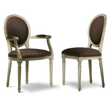 Luigi xvi luigi xvi capotavola classico sedie - Sedie capotavola ...