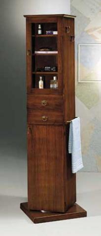 Colonna da bagno girevole mobili bagno mobili - Mobili a colonna per bagno ...