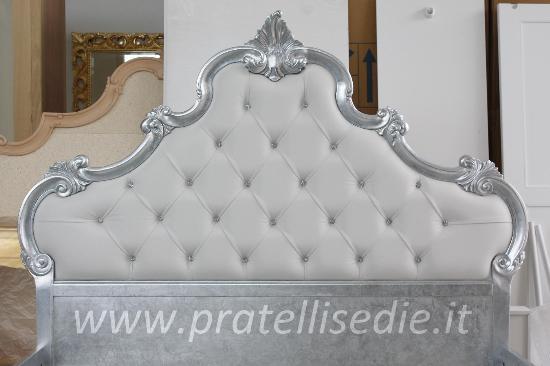 Testata letto mod perla testate letto mobili sedie offerta sedie divani - Testate da letto imbottite ...